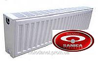 Стальные радиаторы (батареи) Sanica 22тип, 300х600