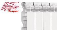 Радиатор алюминиевый Fondital Master 500*10 Алюминиевый радиатор