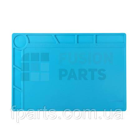 Коврик для пайки S120 (силиконовый, антистатический, термостойкий), фото 2