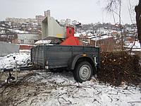Аренда измельчителя веток Киев. Дробилка древесины., фото 1