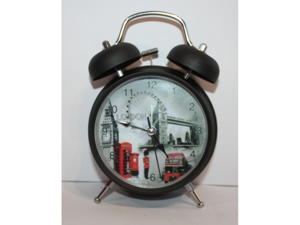 Будильник Прованс металлический большой 1029-4