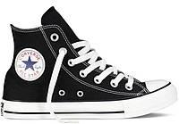 Кеды Converse All Star Высокие Черные