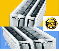 Стальные радиаторы Sanica 33тип, 500х1000 боковое подключение