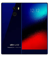Смартфон ORIGINAL Vkworld Mix Plus Blue (4X1.3Ghz; 3Gb/32Gb; 13МР/8МР; 2850 mAh)
