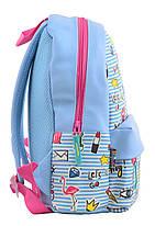 """Рюкзак подростковый кожаный Cool ST-28, """"YES"""", 554974, фото 2"""