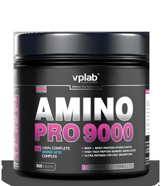 VPLab Amino Pro 9000 300 tabs