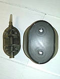 "Пресовалка з кнопкою для годівниць ,, Метод-Флет"" Method flat, фото 4"