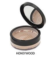 """Органическая цветочная рассыпчастая пудра Zuii Organic """"Honeywood"""""""
