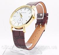 Часы наручные мужские с белым циферблатом