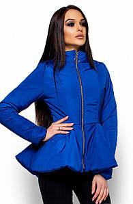 (S, M, L) Коротка синя весняна куртка Antony