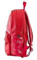 """Рюкзак подростковый кожаный Dog ST-15, """"YES"""", 553517, фото 2"""