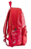 """Рюкзак подростковый кожаный Dog ST-15, """"YES"""", 553517, фото 3"""