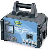 Автоматическое пуско-зарядное устройство RING RECB320 12В, 20А , пусковой ток 80А, RECB320, фото 3