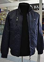 Мужская куртка Lacoste синяя