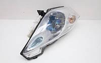Фара передняя правая АМЕРИКА голубой колпачок VALEO SYLVANIA Nissan Leaf ZE0 / AZE0 (10-17) 26010-3NF0A