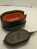 Коропова годівниця Метод Flat 40 грам + пресовалка пластикова з кнопкою, фото 4