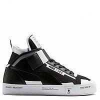 """Кроссовки Puma x UEG Court Play """"Black /White"""". Puma кроссовки.Стильные кроссовки.Интернет магазин кроссовок."""