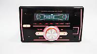 Автомагнитола пионер Pioneer 1201 2din USB SD AUX, фото 2
