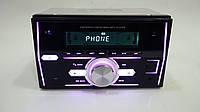 Автомагнитола пионер Pioneer 1201 2din USB SD AUX, фото 4