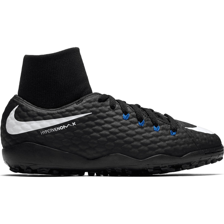 best sneakers ae113 82693 ... cheap nike hypervenom x phelon 3 df tf jr 917775 002 375 36 3da85 947e4