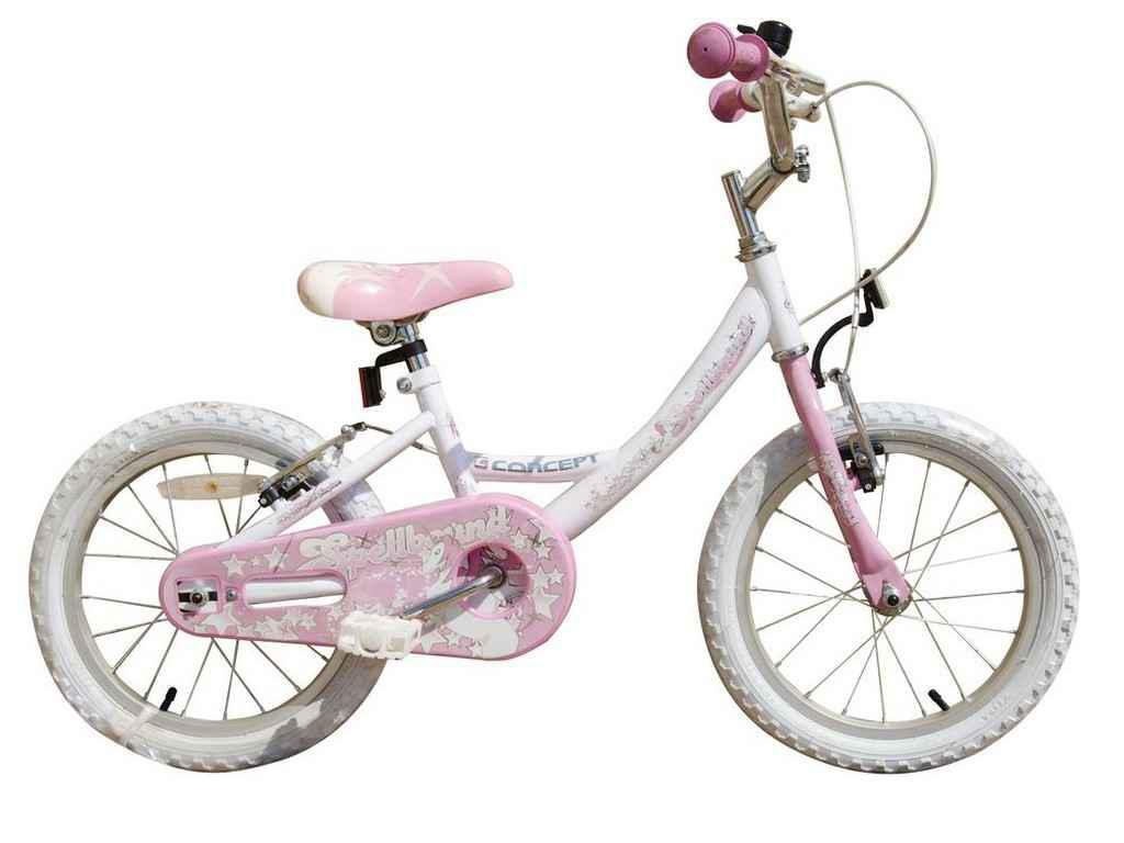 Велосипед дитячий ST16 ТМХВЗ f3d717654af60