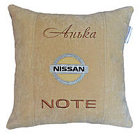 Подушка сувенирная  Nissan