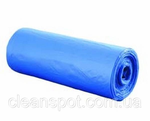 Мешки для мусора MERIDA ECONOMY синие 60л