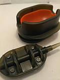 КОРОПОВА ГОДІВНИЦЯ МЕТОД Флет 60 грам + пластикова пресовалка з кнопкою., фото 3