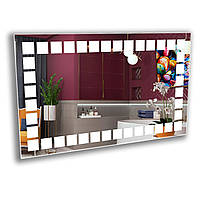 Зеркало в ванную комнату с LED - подсветкой StudioGlass   7-24
