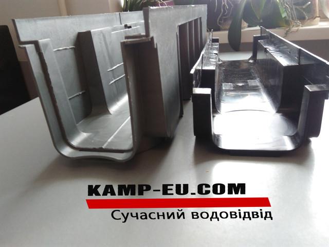 Водоотводные лотки производства Камп