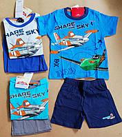 Пижамки для мальчиков Planes 98-128 р. р.