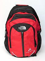 Рюкзак велосипедный The North Face красного цвета