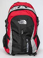 Велосипедний рюкзак The North Face червоного кольору
