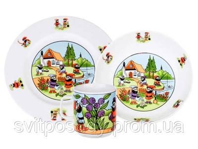 Комплект детский Lubiana декор 2611