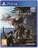 Monster Hunter World PS4 Прокат / аренда игры
