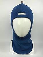 Весенняя шапка-шлем для мальчика 1705-12