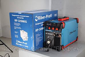 СВАРОЧНЫЙ ПОЛУАВТОМАТ RIBER-PROFI RP-329MIG
