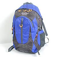 Велосипедний рюкзак Deuter синій колір