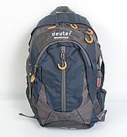 Велосипедний рюкзак Deuter темно-синього кольору