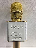 Беспроводной микрофон караоке bluetooth Q9