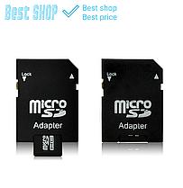 Адаптер MicroSD на SD