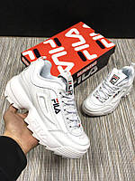 Мужские и женские кроссовки Fila Disruptor 2