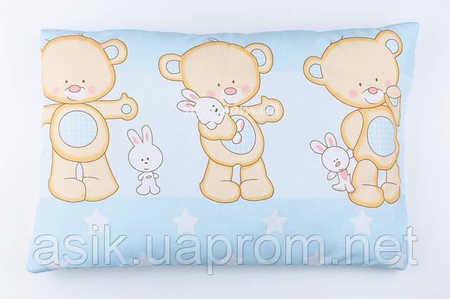 """Подушка """"нулевая"""" для новорожденного"""