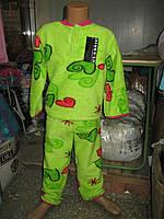 Пижамы детские и подростковые махровые унисекс