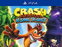Crash Bandicoot™ N. Sane Trilogy на PS4 прокат