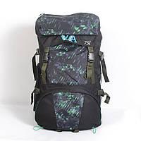Туристичний рюкзак VA на 75 літрів, фото 1