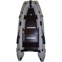 Надувная килевая ПВХ лодка Омега 360 МК