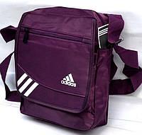 Женская спортивная сумка через плечо Адидас