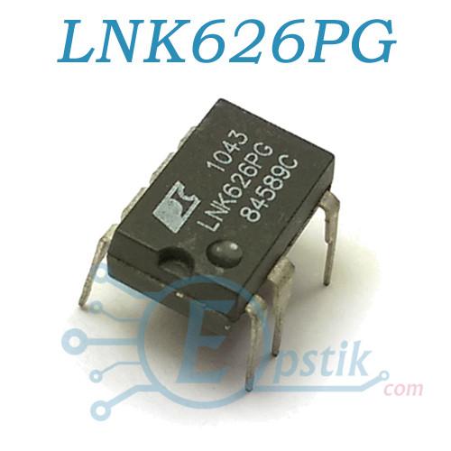 LNK626PG, AC/DC преобразователь, DIP7