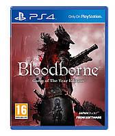 Bloodborne PS4 игра / Прокат Аренда игр